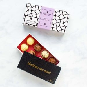 Love Cocoa Letterbox Chocolate Gifts
