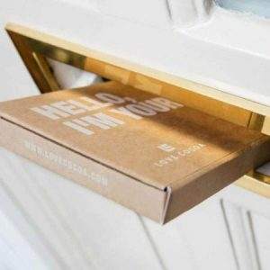 letterbox chocolate delivery